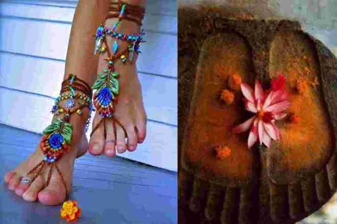 Camina como si estuvieras besando la Tierra con tus pies _ Thich Nhat Hanh