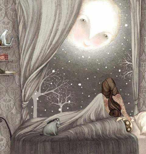 Nueva Luna Marzo 2014 _ Soleika Llop.