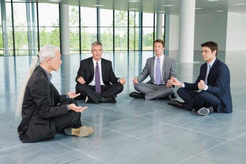 Varias creencias falsas sobre el yoga-.