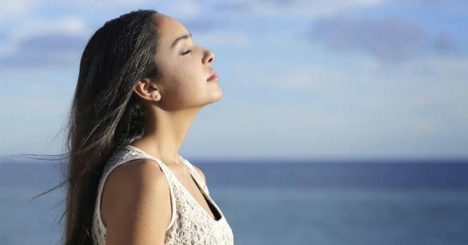 La clave de toda transformación interior: la respiración _ Eckhart Tolle