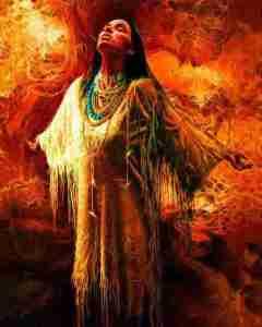 Los siete caminos iniciáticos de la mujer Lakota_VHSM