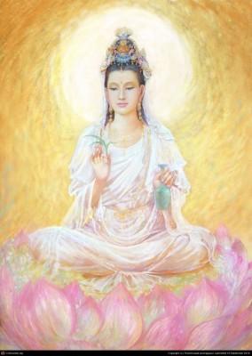 Un llamado a experimentar el amor incondicional-kuan-yin