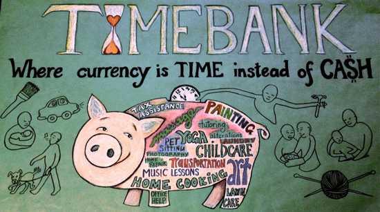 Vivir sin dinero  Bancos de Tiempo_00