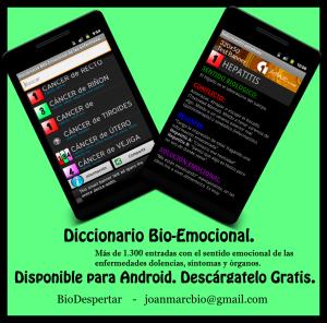 Diccionario Bio-Emocional (para Móviles Android)