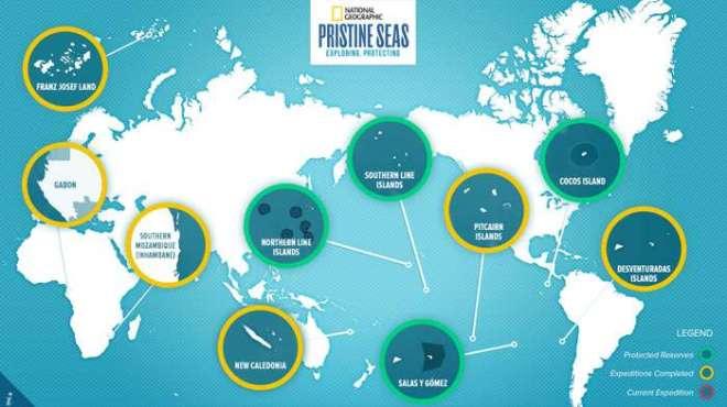 Los últimos mares prístinos que aún quedan en nuestro planeta_ viaje hacia si mismo