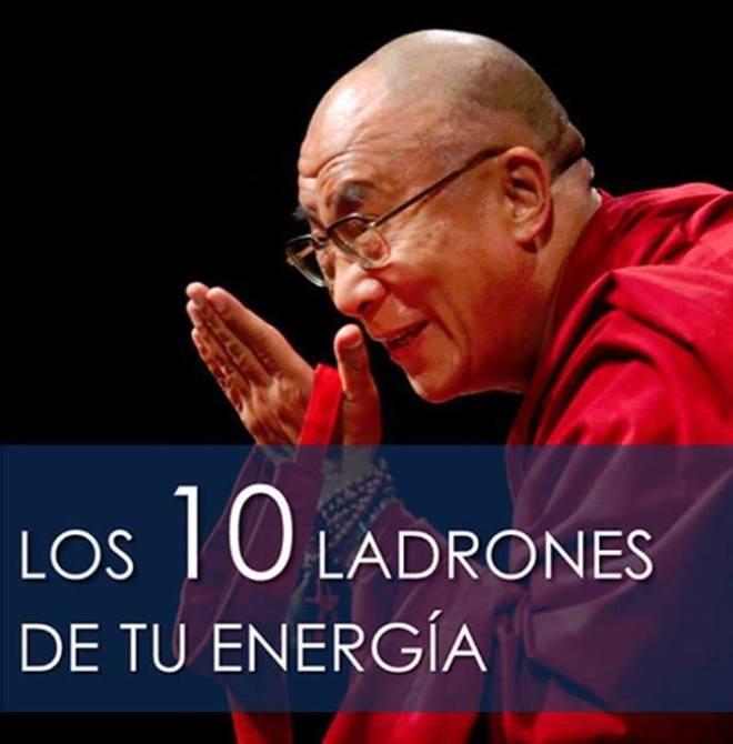 10 Ladrones de tu Energía_Viaje Hacia Si Mismo