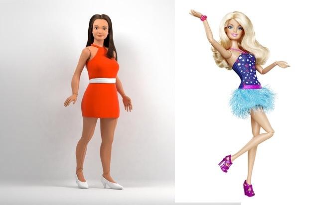 Barbie ya tiene contrincante llega Lammily, la chica normal_Viaje Hacia Si Mismo_00