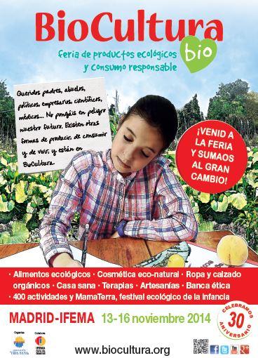 Biocultura Madrid la feria de productos ecológicos celebra su 30 aniversario_Viaje Hacia Si Mismo