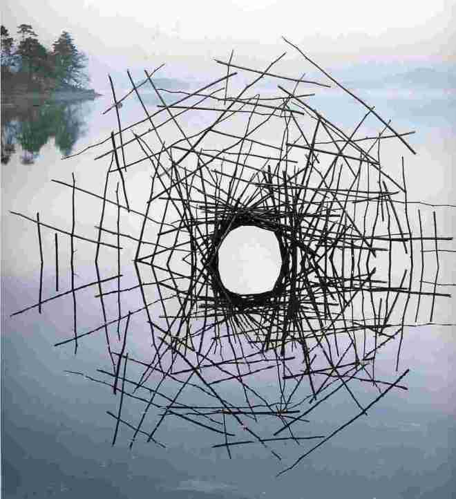 El arte efímero de Andy Golsworthy-Viaje Hacia Si Mismo-77