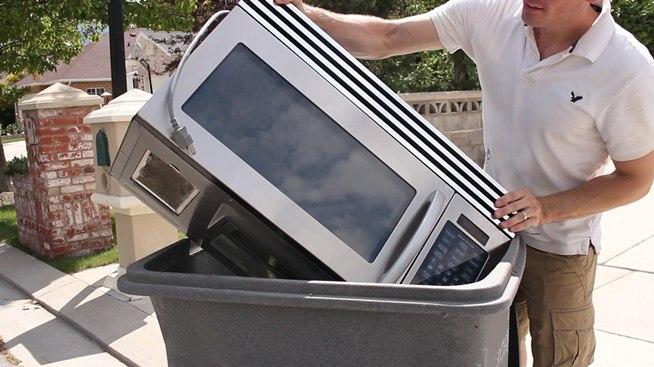 5 buenas razones para tirar tu microondas a la basura_Viaje Hacia Si Mismo
