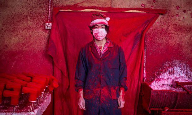 ciudad en China fabrica el 60% de los adornos navideños del mundo_Viaje Hacia Si Mismo