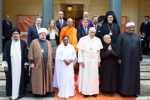 Líderes religiosos de todo el mundo declaran su compromiso con la erradicación de la esclavitud moderna antes del año 2020 _Viaje Hacia si Mismo