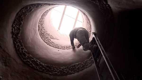 Increíble catedral subterránea tallada a mano - Viaje Hacia Si Mismo - 33