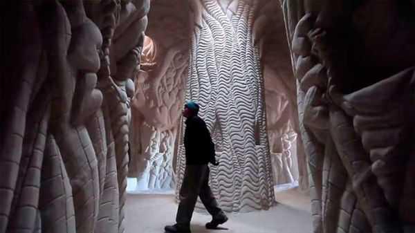 Increíble catedral subterránea tallada a mano - Viaje Hacia Si Mismo - 44