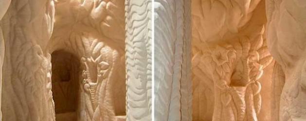Increíble catedral subterránea tallada a mano - Viaje Hacia Si Mismo