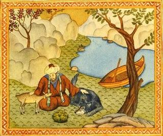 Tú estás aquí por mí y yo estoy aquí por ti -sufismo- Viaje Hacia Si Mismo