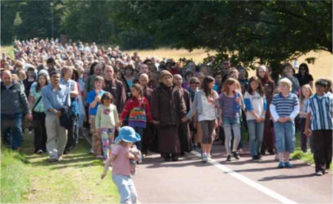 Camina en Libertad - Thich Nhat Hanh - Viaje Hacia Si Mismo