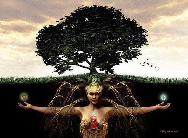 Sanación de la Energía Femenina _ Viaje Hacia Si Mismo