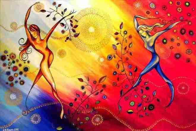 Parejas conectadas a la Nueva Vibración - Viaje Hacia Si mismo-00