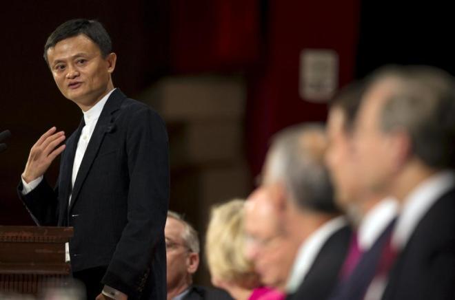Jack Ma Eres mucho más feliz con 12 $ al mes que ganando miles de millones-Viaje Hacia si Mismo