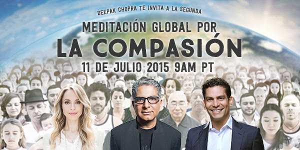Meditación Global por la Compasión _ Únete el 11 de julio - Viaje Hacia si Mismo