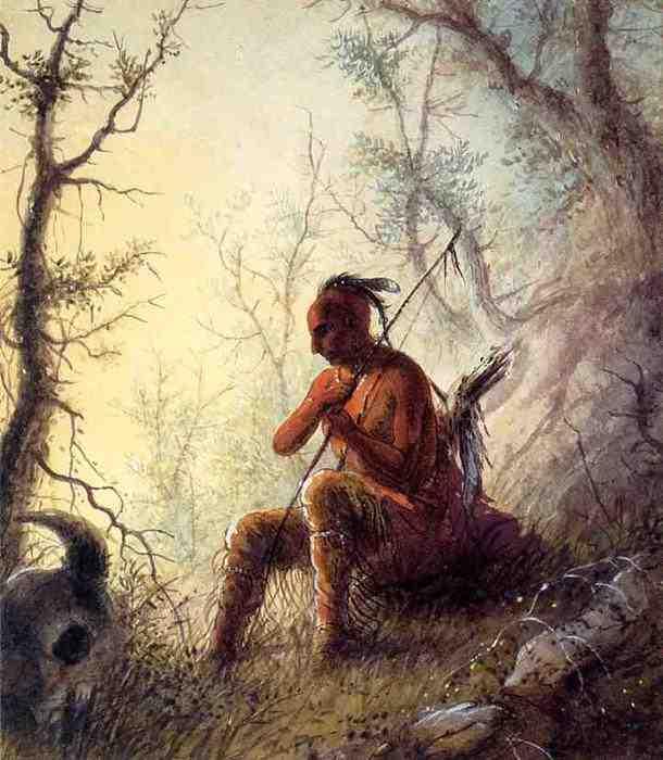 Sabiduría Lakota (Sioux) sobre guardar Silencio y Hablar-Viaje Hacia Si Mismo