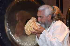 Vikrampal Singh Baño de Gong. Terapia con los sonidos del cosmos-44