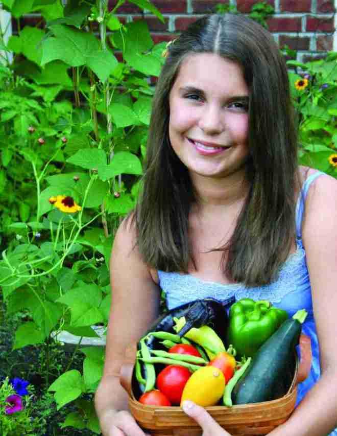 Katie Stagliano, la joven que se ha propuesto alimentar al mundo-Viaje Hacia Si Mismo-00