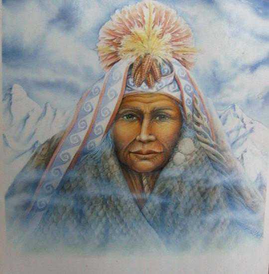 La profecía del águila y el cóndor La reintegración de las tribus del mundo-Viaje hacia Si MIsmo-11