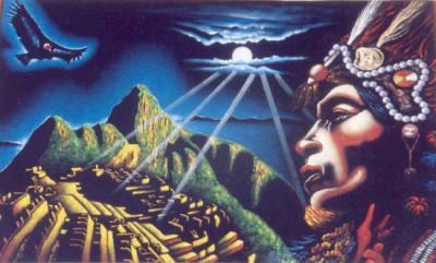 La profecía del águila y el cóndor La reintegración de las tribus del mundo-Viaje hacia Si MIsmo