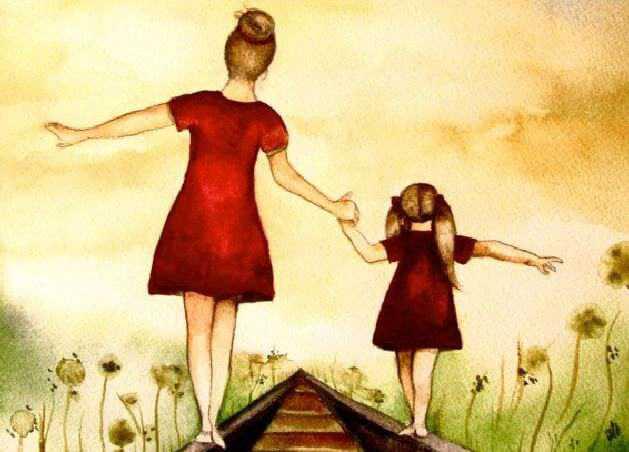 Madres e hijas, el vínculo que sana, el vínculo que hiere-Viaje Hacia Si Mismo