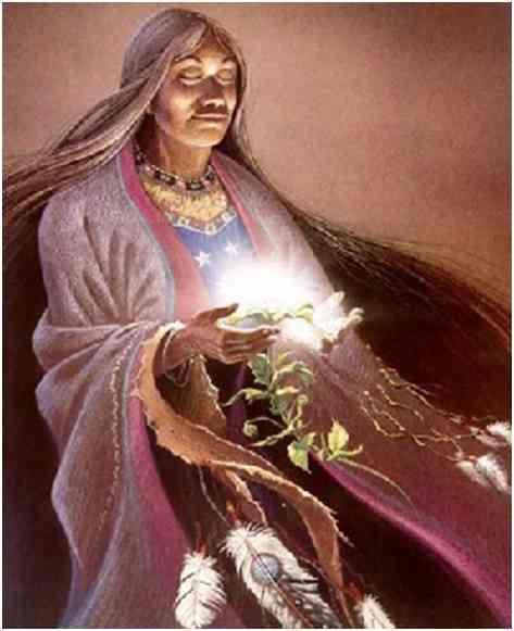 Mensajes de sabios nativos americanos-Viaje Hacia SI Mismo