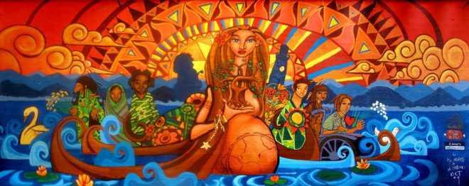 Poetas indígenas de todo el mundo se unirán en México en un llamado por la Madre Tierra-Viaje Hacia Si Mismo-11