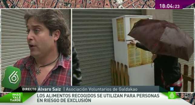 El Frigorífico Solidario de España salva de la basura cientos de kilos de alimentos-Viaje Hacia Si Mismo-00