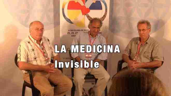 La Medicina Invisible _ Entrevista a Paco Barnosell, Josep Pàmies y Pedro Ródenas-Viaje Hacia Si Mismo