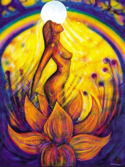 Lo Sagrado Femenino y la Madre Divina-Yogi Bhajan-Viaje Hacia Si Mismo