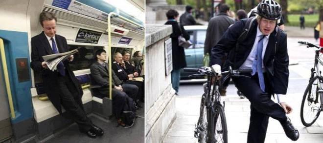 Londres la ciudad donde los políticos van en transporte público-Viaje Hacia Si Mismo