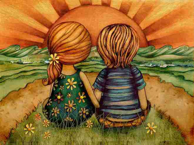 Los niños amados se convierten en adultos que saben amar-Viaje Hacia Si Mismo