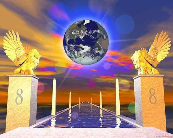 Portal 888 Retorno a la Matriz Divina por KAI-Viaje Hacia Si Mismo-11