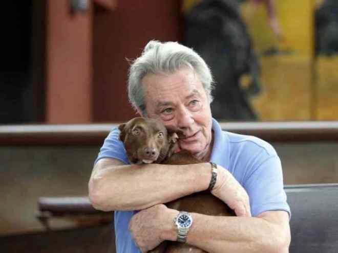 Me crié con perros y he pasado toda la vida con ellos-Alain Delon-Viaje Hacia Si Mismo