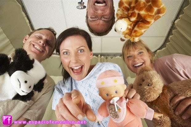 Profesionales que recomiendan que los recién nacidos no reciban visitas -Viaje hacia Si Mismo