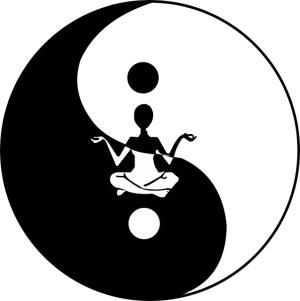 Colores Yin y Yang para Vivir en Armonía-Viaje Hacia Si Mismo