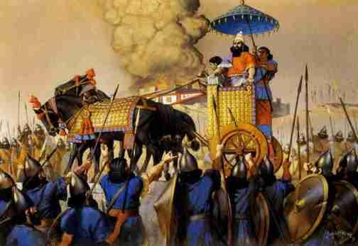 El Rey de Asiria, Asarkadón _ Tolstoi-Viaje Hacia Si Mismo-00