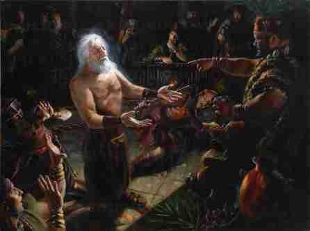 El Rey de Asiria, Asarkadón _ Tolstoi-Viaje Hacia Si Mismo
